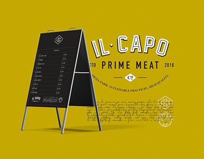 Branding Il Capo