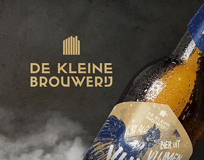 Branding concept - Beer Brewery