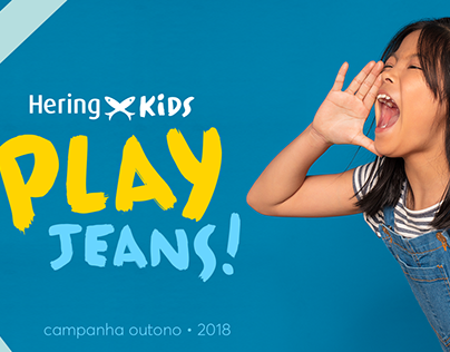 Play Jeans! Hering Kids 2018