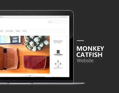 Monkey Catfish Website