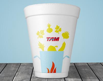 TAM Airlines Soup Festival