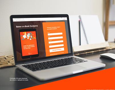 Campanha digital Cobrança Eletrônica de Pagamentos