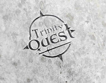 Digital painting • Trinity Quest