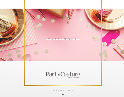 Party Couture | Brand design