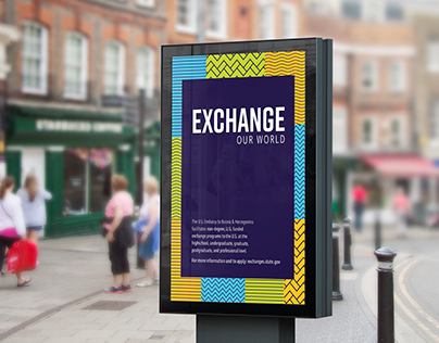 Exchange Programs Poster