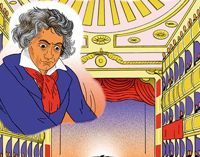 Beethoven for ZeitLeo