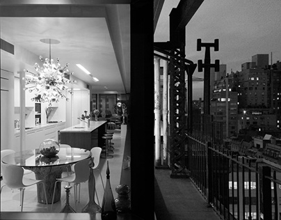 Madison Avenue Penthouse, NYC