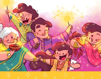 Amazon India - Diwali Emailer!