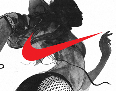 NIKEWOMEN TIGHTS 2017 - ARTWORKS