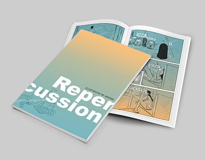 Repercussion- Graphic Novel