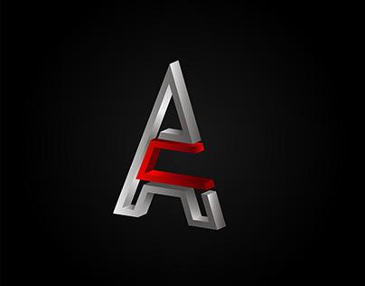 ark_creation's 3d logo