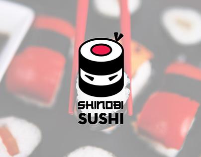 Shinobi Sushi Identidad