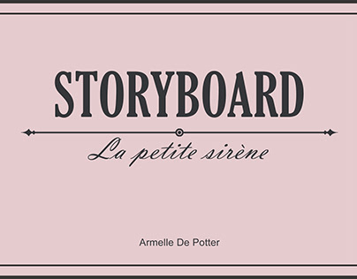 Le Storyboard - Teknika