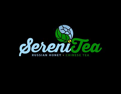 SereniTea – Logo Design