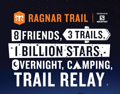 Trail Runner Magazine ad