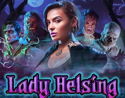 """Lady Helsing"" - High 5 Games"