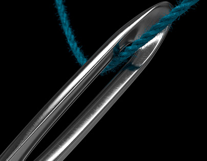 Cinema 4D Needle & Thread