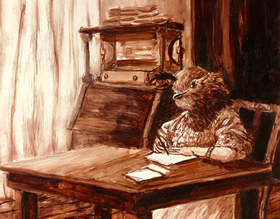 Lady Quail Writes A Letter