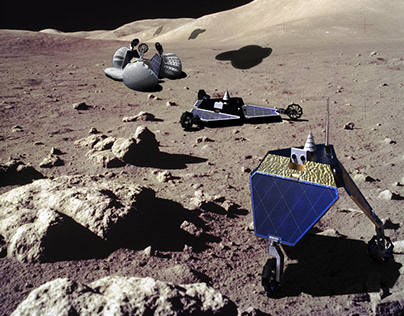 Lunar Rover Concept for Puli Space Technologies