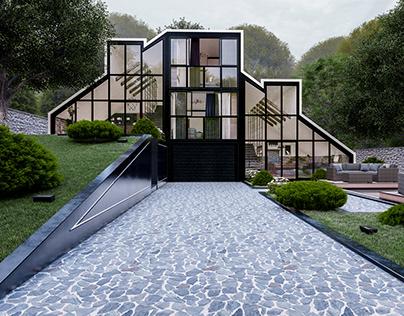 Modern House #2 - Photos