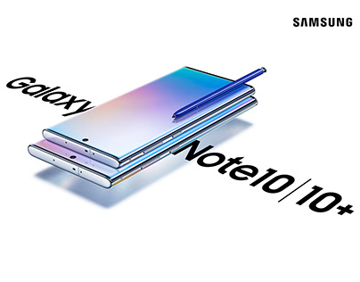 Galaxy Note10 Brand guideline