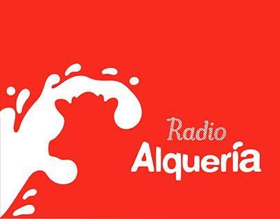 Radios Alquería