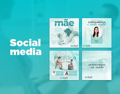 Social Media - Self Medicina Clínica e Mental