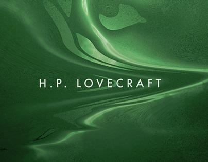 """Ocean Night"" Lovecraft | Personnal work"