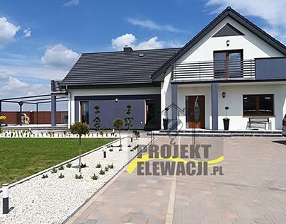 house elevation realized