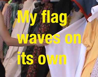 My Flag Waves On Its Own - Short Movie