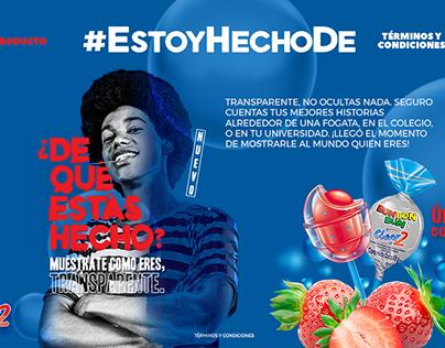 BBB CLEAR 2 -ESTOY HECHO DE
