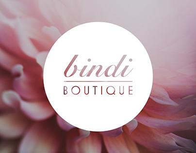 Bindi Boutique | Branding