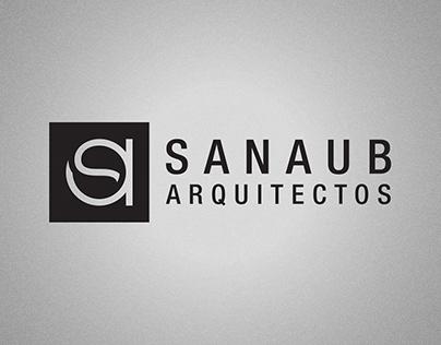 SANAUB ARQUITECTOS | Branding Design