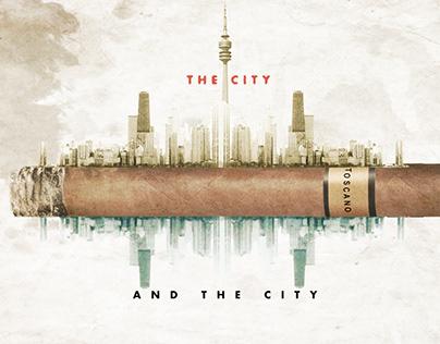City & the City Title concepts