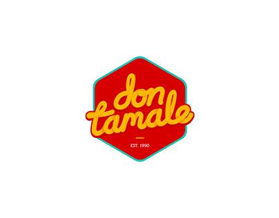 Logo Design Don Tamale