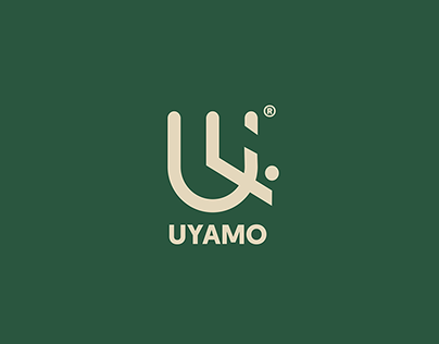 UYAMO Logo design and Brand identity design