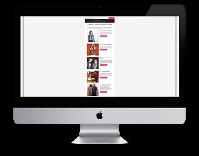 ShopStyle DE - Newsletter Marketing