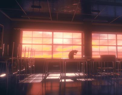 Tribute to Makoto Shinkai