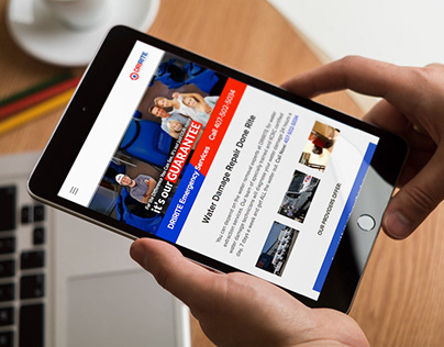 Landing Page Design to Increase Customer Calls