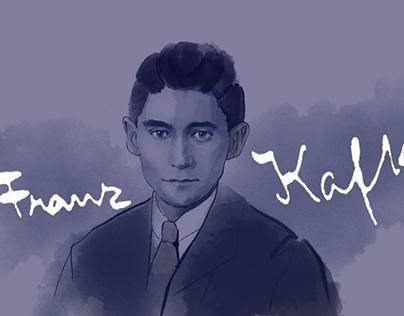 [Book Trailer] Franz Kafka