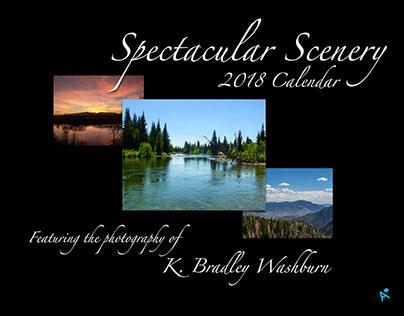 Spectacular Scenery Calendar