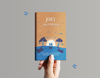Joey - the chicken