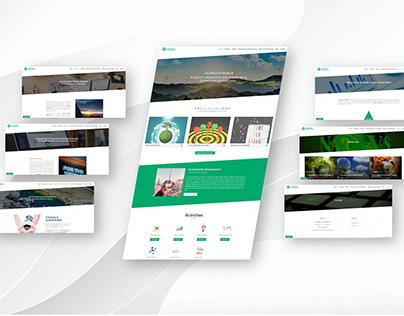 Realizzazione sito web www.su-dev.eu