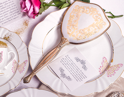 Aparelho de Jantar e Café Encantada • Oxford Porcelanas