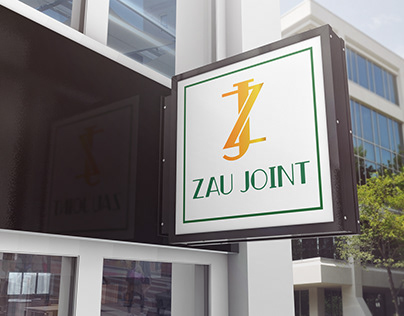 ZAU JOINT Brand Identity