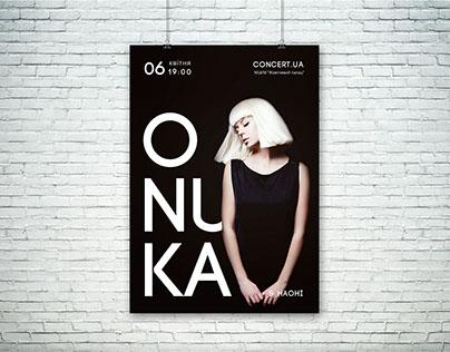 Poster Onuka - WDI Intensive