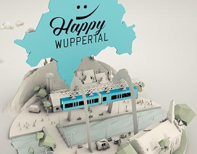Happy Wuppertal - Gluecklich in Wuppertal