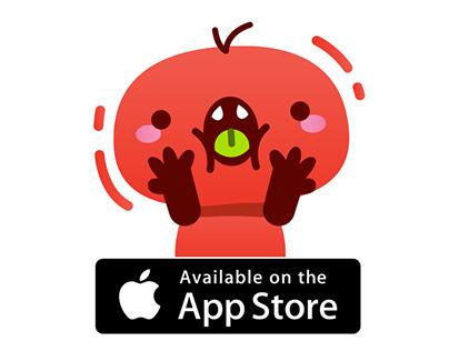 Funny Emoji Collection 5 Cute Sticker App for iMessage