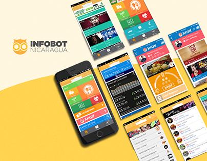 Infobot App