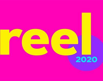 Mographs Reel 2020